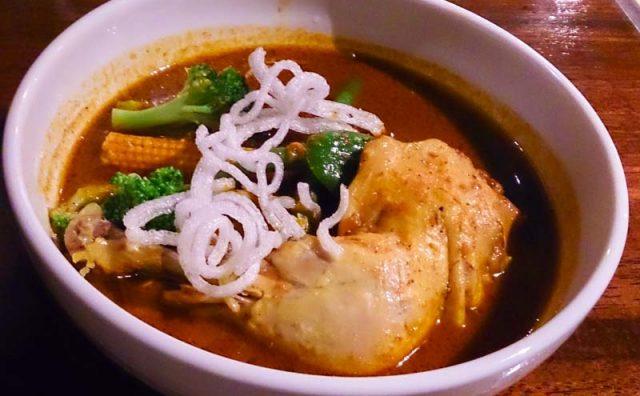 レッドチリ_インドカレー屋のスープカレー 14