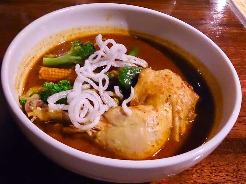 レッドチリ_インドカレー屋のスープカレー 1