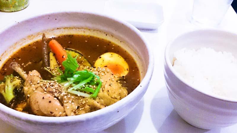 スープカレーの田中さん 3