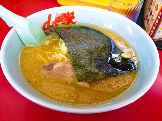 5年ぶりかな…山岡屋の醤油ラーメン 2