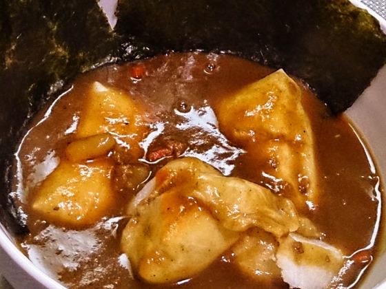 おせちに飽きた時の雑煮… 2