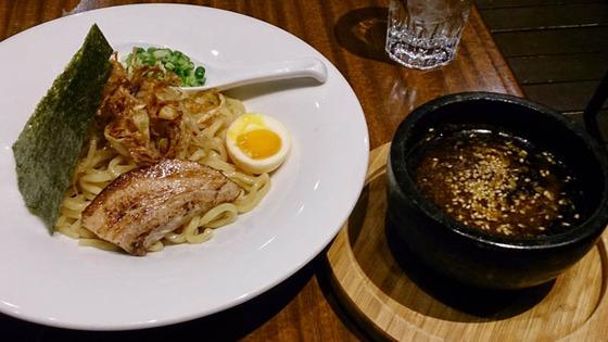 【閉店】SOUP CURRY DINING enでつけ麺を 2