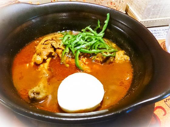【閉店】天竺Jr.で南インドのスープカレー 2