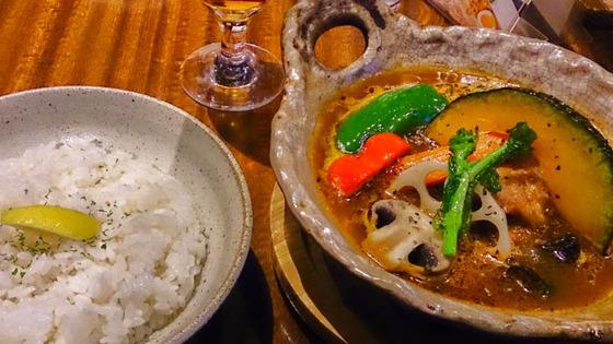 【閉店】enのスープカレー 3