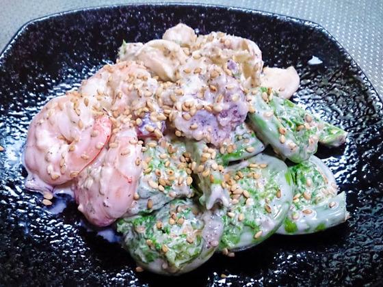 旬の山菜と魚を食べましょ 3