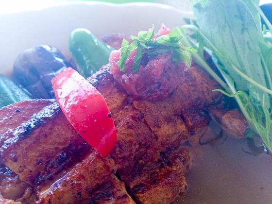 Curry Power パンチの梅スープカレー 4