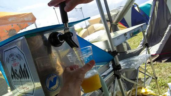 RSRの主食はビールでした (おつまみはカレーとイカ)編 3