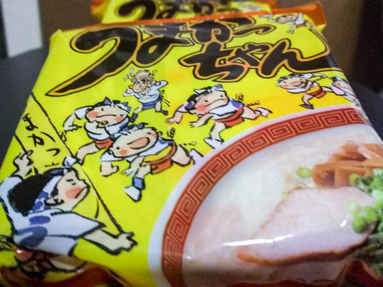 九州の味 うまかっちゃん+カレー 3