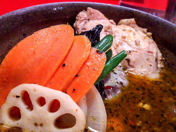 【閉店】無国籍創作スープカリーのヴォイジュ 3