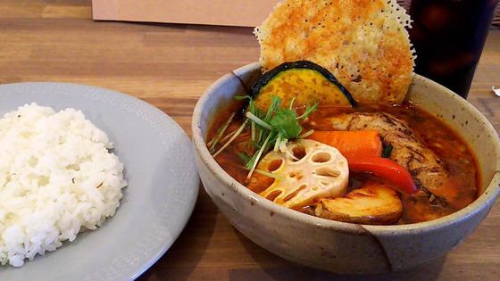 【閉店】無国籍創作スープカリーのヴォイジュ 6
