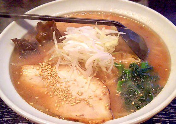 ワンコインシリーズ③「らー麺 家康」 6
