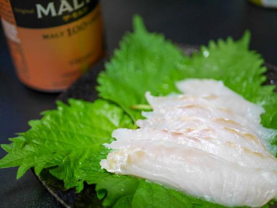 頂きました!春の山菜と旬な魚 5