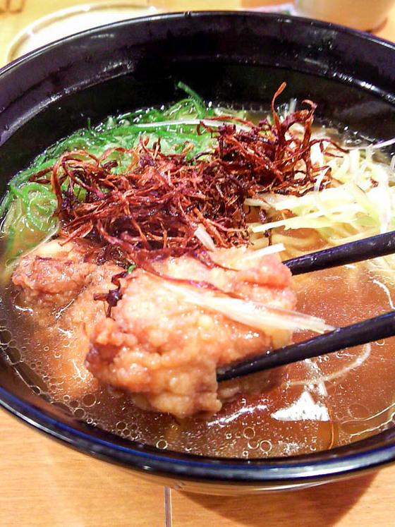 寿司屋のラーメン 3