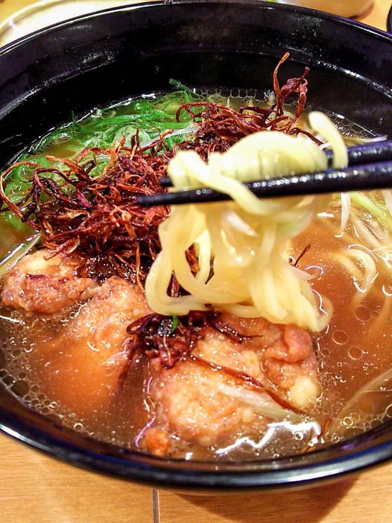 寿司屋のラーメン 4