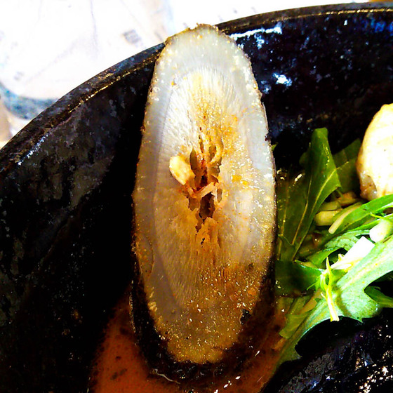 最近開店した「スープカリー 藍色」でチキンのスープカレー 3