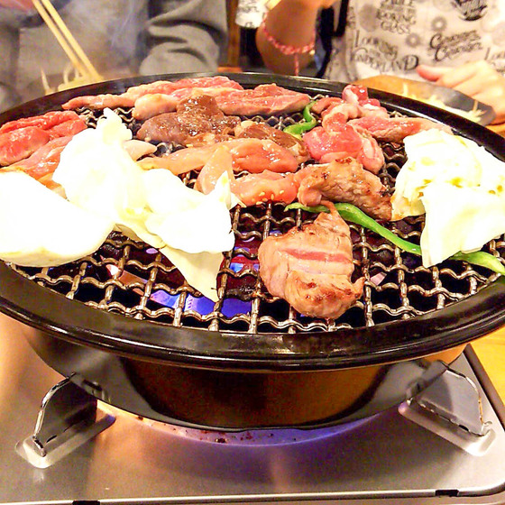 【閉店】やまじんで焼肉ランチ 2