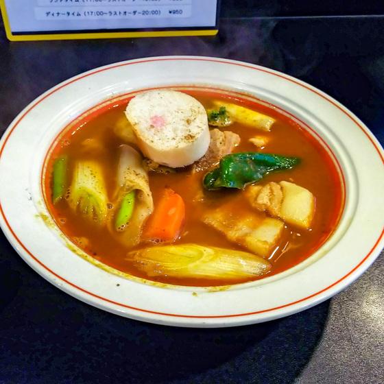 カレー魂 デストロイヤー | 「令和」の初スープカレーは5/1オープンの店 2