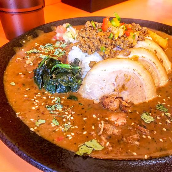 札幌スパイスカレーを食べに! 3