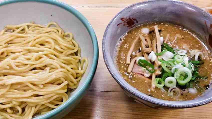 麺 風来堂のつけ麺 1
