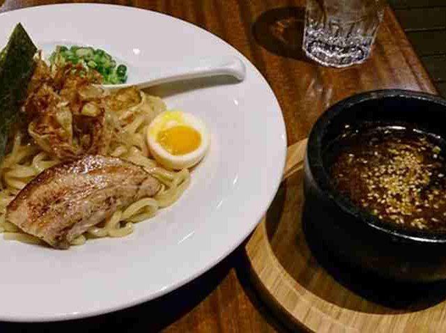 【閉店】SOUP CURRY DINING enでつけ麺を 15