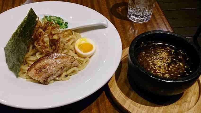 【閉店】SOUP CURRY DINING enでつけ麺を 16