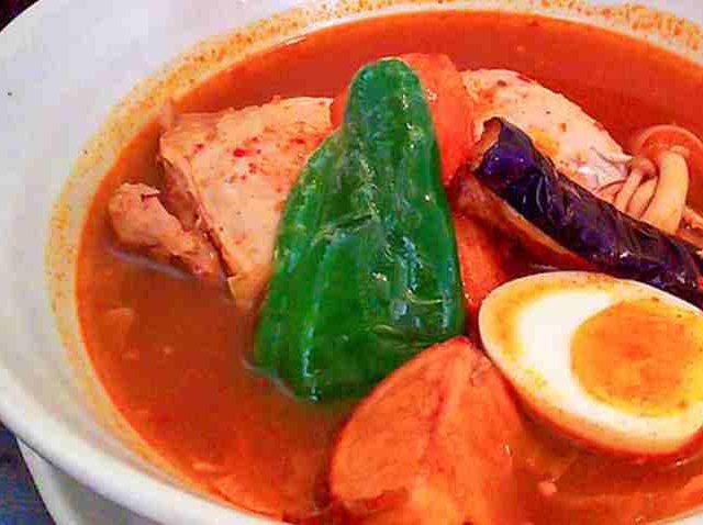 【閉店】曼荼羅で薬膳のスープカレー 16