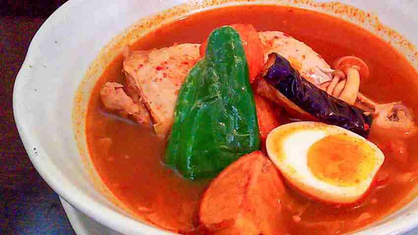 【閉店】曼荼羅で薬膳のスープカレー 9
