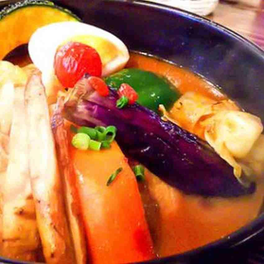 【閉店】Spice Cafe verodecaで半年ぶりのスープカレー 5