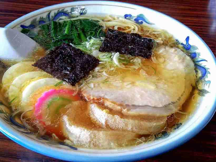 昔懐かしラーメンの「味の清ちゃん」 1