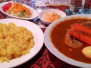 札幌はスープカレーだけじゃない! インドやスリランカ、パキスタンなどの美味しいカレー店 5選 4