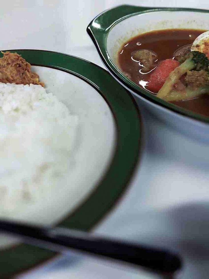 カレー魂 デストロイヤーで復活のスープカレー 3