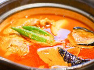 店内広々!快適な空間で食べる熱々スープカレー「南インドスープカレー 天竺 」 16