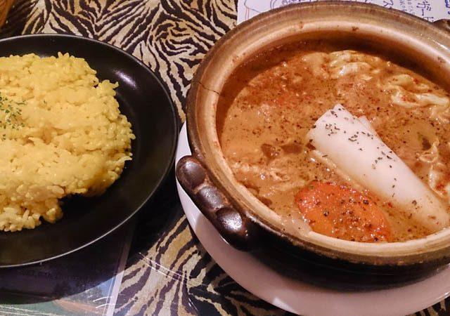タイガーカレーのスープカレー 5
