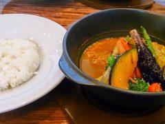 【移転】天馬で釣り帰りのスープカレー 8