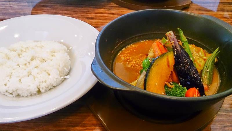 サラサラのスープカレー Curry Power パンチ 6