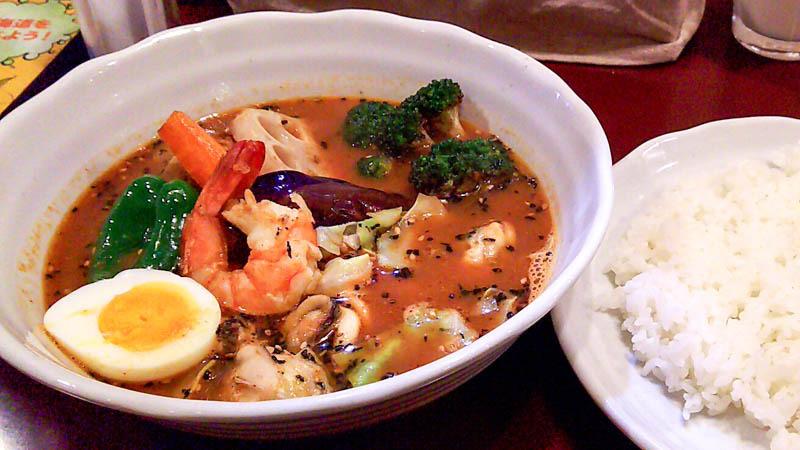 トムトムキキルでスープカレー 10