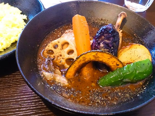 【閉店】南区のオレンジスプーンでスープカレー 20