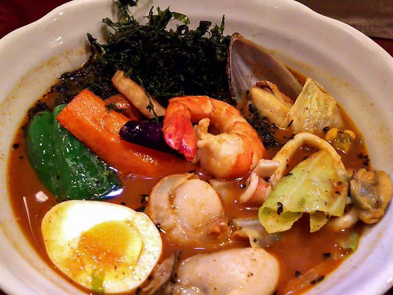 【閉店】無国籍創作スープカリーのヴォイジュ 5