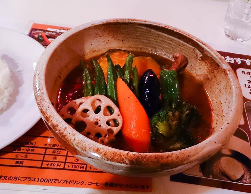 【移転】北カフェでスープカレー 札幌市東区 1