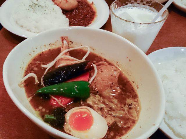 【閉店】札幌市西区 ベロデカのスープカレー 8