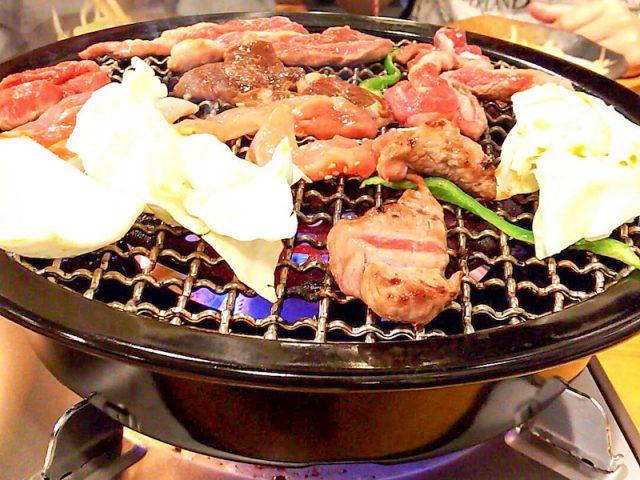 【閉店】やまじんで焼肉ランチ 10
