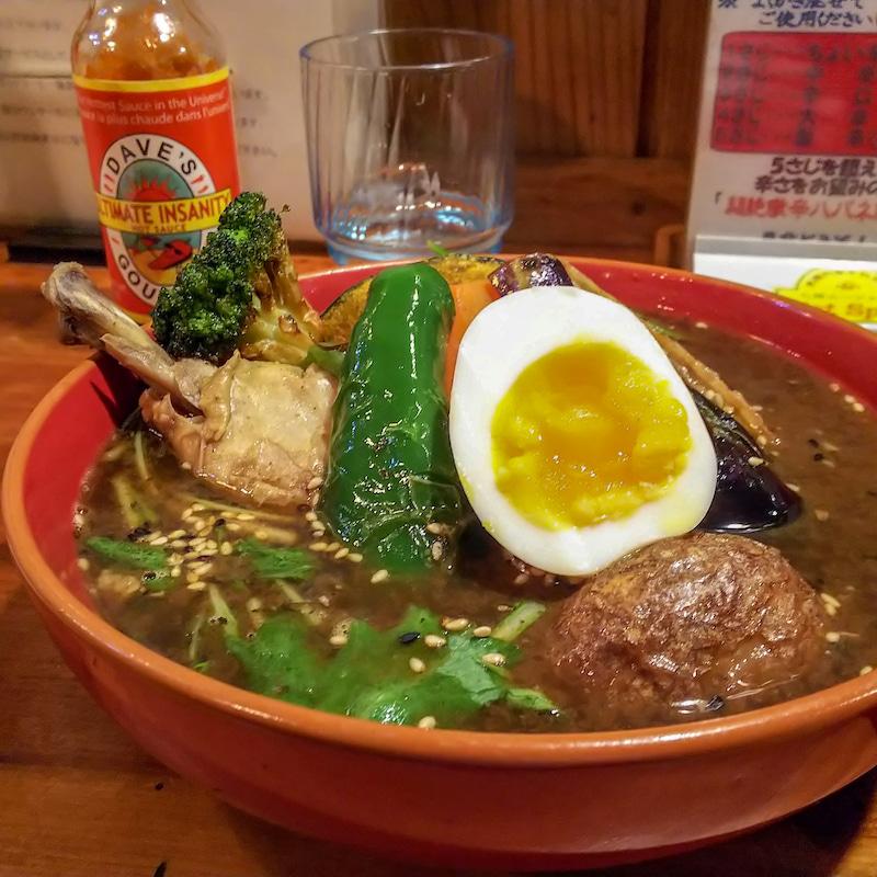 カレー魂 デストロイヤー | 「令和」の初スープカレーは5/1オープンの店 3