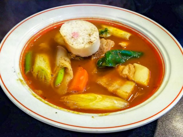 カレー魂 デストロイヤー | 「令和」の初スープカレーは5/1オープンの店 23